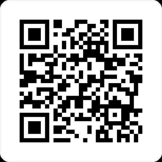 Bezoeker.app voorbeeld QR-code